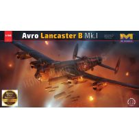 Lancaster MkI. and Mk III.- limited Edition 1/32