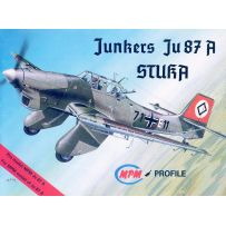 MPM 100-K001 - Ju 87A Profile