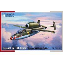 Heinkel He 162 Spatz 1/72