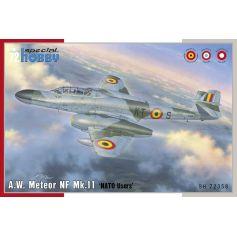 A.W. Meteor NF Mk.11 1/72