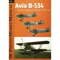 Ouvrage PHM Avia B-534