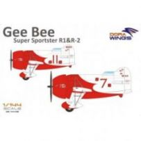 Gee Bee Super Sportster R1&R-2 (2 in 1) 1/144