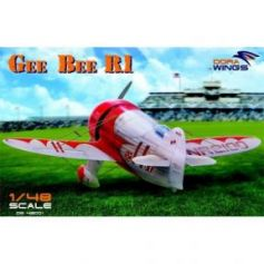 Gee Bee Super Sportster R-1 Dolittle aircraft 1/48