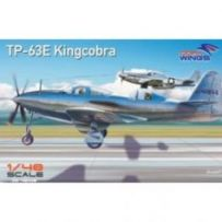 Bell TP-63E Kingcobra (Two seat) 1/48