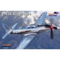 Bell P-63E-1-BE Kingcobra 1/48