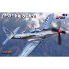 Bell P-63E-1-BE Kingcobra 1/48