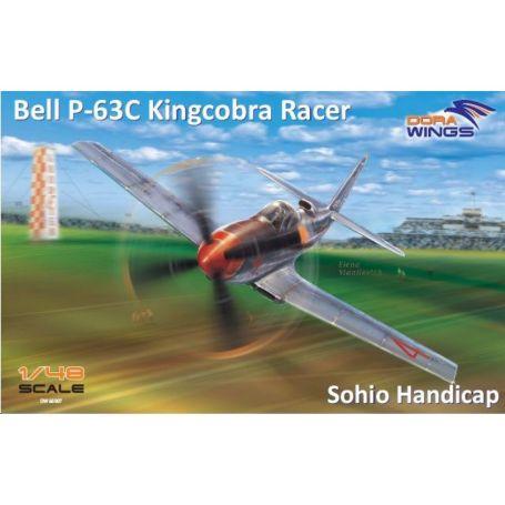Bell P-63C Kingcobra Racer 1/48