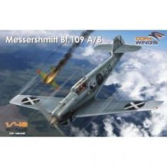 Messershmitt Bf.109 A/B Legion Condor 1/48