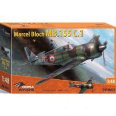 Bloch MB.155C.1 1/48