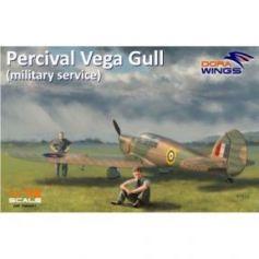 Percival Vega Gull (military service) 1/72
