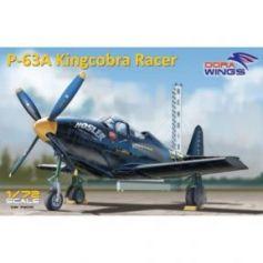 Bell P-63A Kingcobra Racer (Sohio Handicap) 1/72