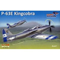 Bell P-63E-1-BE Kingcobra 1/72