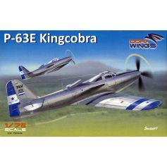 Bell P-63E-1-BE Kingcobra 1/72