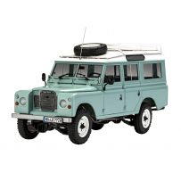 Land Rover Series III 1/24