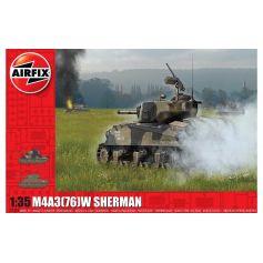 M4A3(76)W Battle of the Bulge 1/35