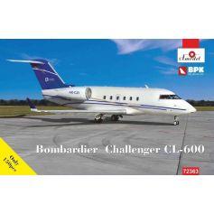 Bombardier Chellenger CL-600 1/72
