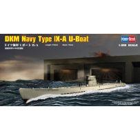 DKM Navy Type IX-A U-Boat 1/350
