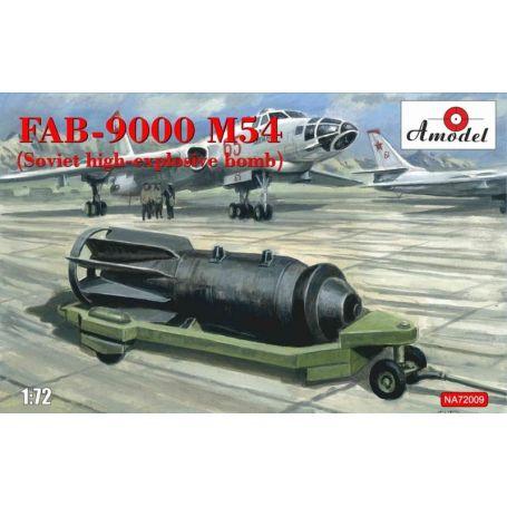 FAB-9000 M54 (Soviet high-explosive bomb) 1/72