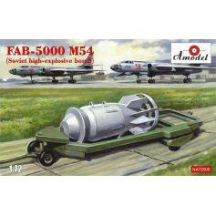 FAB-5000 M54 (Soviet high-explosive bomb) 1/72
