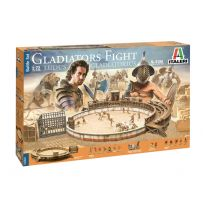 Arene et Gladiateurs 1/72