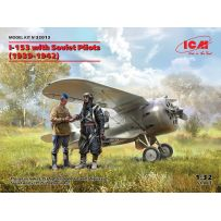 I-153 with Soviet Pilots (1939-1942) 1/32