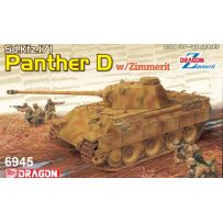 Panther Ausf.D 2 in 1 1/35