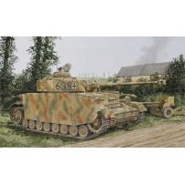 Pz.Kpfw.IV Ausf.H Mid Production 1/72