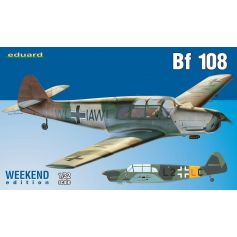 German WWII liaison aircraft Bf 108 1/32