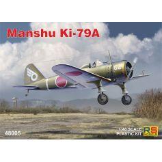 Manshu Ki-79 A 1/48