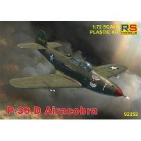 P-39 D Airacobra 1/72