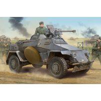 German Le.Pz.Sp.Wg (Sd.Kfz.221) Leichter Panzerspahwagen-Early 1/35