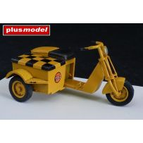 US scooter sidecar 1/48