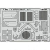 U.S. Millitary Tractor 1/35