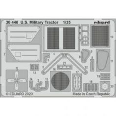 U.S. Millitary Tractor 1/35