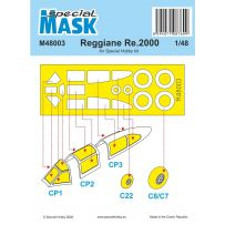 Special Hobby 100-M48003 - Reggiane Re 2000 Mask