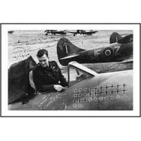 RAF Aces P. Clostermann (1.fig for Tempest) 1/48