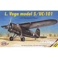 MPM 72522 - Lockheed Vega 5/ UC-101 1/72
