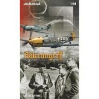 ADLERANGRIFF DUAL COMBO German WWII fighter Bf 109E 1/48