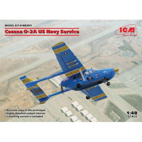 Cessna O-2A US Navy Service 1/48