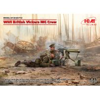 Model T RNAS Armoured Car with WWI 1/35