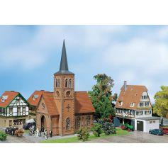 Église de petite ville HO