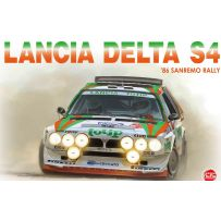 Lancia Delta S4 Sanremo Rally 86 1/24