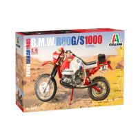 BMW R80G/S Paris Dakar 1985 1/9