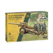 15 cm Field Howitzer / 10,5 cm Field Gun 1/72