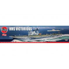HMS Victorious in 1/600