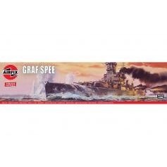 Admiral Graf Spee in 1/600
