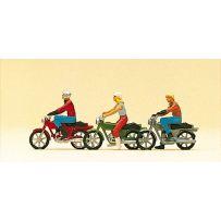 Motocyclistes HO