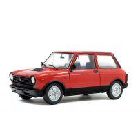 Autobianchi A112 MK5 Abarth - Rouge 1980 1/18
