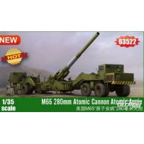 M65 280mm Atomic Cannon Atomic Annie 1/35