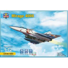 Mirage 4000 (upgraded version) 1/72